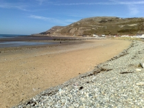 Picture of Llandudno West Shore Beach