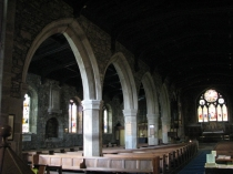 Picture of Arcade in Northop Church