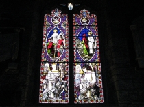 Picture of Stained Glass Window