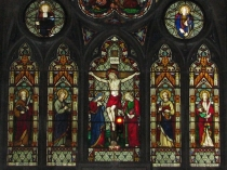 Picture of Chancel Stained Glass Window