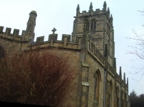 Picture of Nave and Tower St Peter's Church