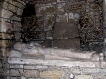 Picture of Effigy of a Knight in Armour
