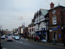 Picture of High Street Mold, Flintshire