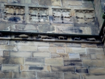 Picture of Medieval Stone Church Carvings