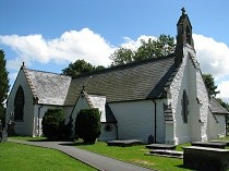 Picture of Saint Digain's Church Llangernyw