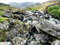 Picture of Rhaeadr Idwal Waterfall