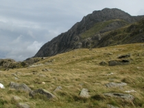 Picture of View of Tryfan from Cwm Idwal