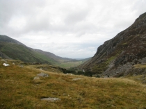 Picture of Nant Ffrancon Pass