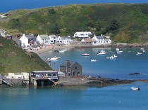 Picture of Porth Dinllaen Harbour