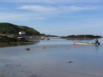 Picture of Beach at Porthdinllaen
