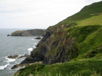 Picture of Cardigan Bay Coastline
