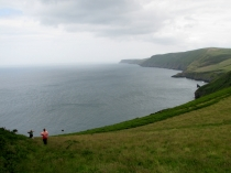 Picture of Panoramic View of Cardigan Bay