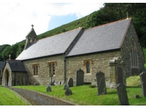 Picture of Llangrannog Church