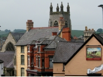 Picture of Denbigh Rooftops