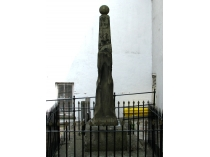 Picture of Old High Cross in Denbigh