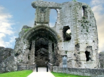 Picture of Medieval Castle Gatehouse