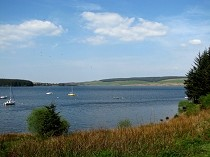 Picture of Llyn Brenig