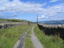 Picture of Roman Road to Abergwyngregyn