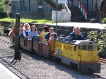 Picture of Miniature Train Rides in Betws y Coed