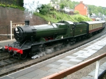 Picture of Llangollen Steam Engine