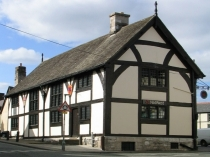 Picture of Ruthin's Old Court House