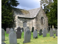Picture of St Gwyddelan's Church