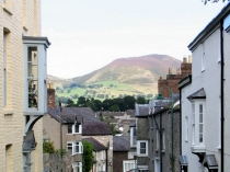 Ruthin Well Street Viewpoint