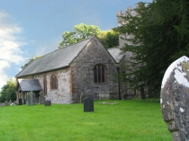 Picture of Llanrhaeadr Church