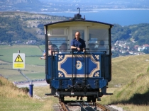 Picture of Heritage Railway in Llandudno