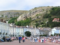 Picture of Llandudno Seafront and Promenade