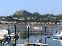 Picture of Marina on the North Wales Coast