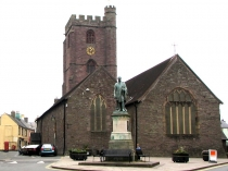 Picture of Saint Mary's Church Brecon