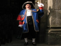 Picture of Town Crier Brecon