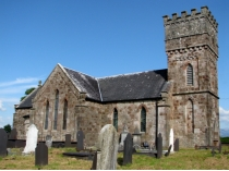 Picture of Welsh Country Churchyard