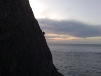 Picture of Rock Climbing on The Little Orme