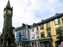 Picture of Machynlleth Town Clock