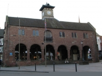 Picture of Market House in Ross on Wye
