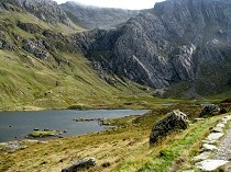 Picture of Glyder Fawr Mountain
