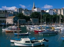 Picture of Tenby Town and Harbour