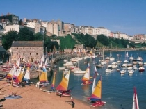 Picture of Tenby Sailing Club and Harbour