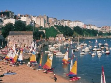 Tenby Sailing Club and Harbour