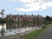 Picture of Village Pond Gresford