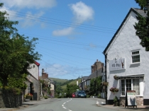 Picture of Llangernyw Village Square