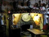 Picture of Interior of The Old Stag Llangernyw