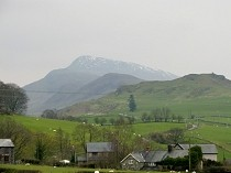 Picture of Aran Benllyn Mountain