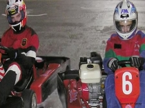 Picture of Go Karting in Pembrokeshire