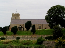 Picture of St Mary's Church Rhuddlan