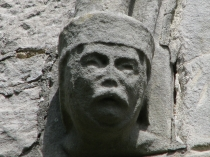 Picture of Head-stop St Sadwrn's Church