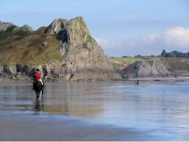 Gower Peninsula Beaches