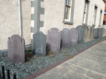 Picture of Gravestones in Ebenezer Chapel Old Colwyn
